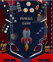 play Pinball Rocket