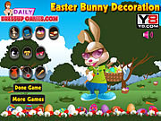 play Easter Bunny Decoration
