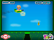 play Paris Hilton Fly