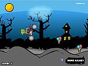 play Zombie Baby Biker